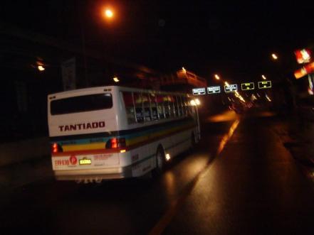 Sunshine Bus - Iriga to Manila and Vice Versa