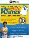 Walang Plastikan! Run against Plastics2012